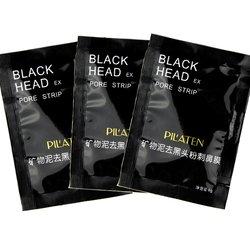 Маска-пленка Pilaten для лица - очищение пор, 3 пакетика