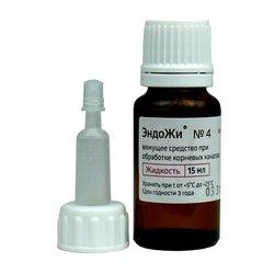ЭндоЖи №4 - кровоостанавливающая жидкость, 15 мл