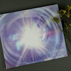 Палитра красок Wella - Illumina Color