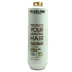 Кератин Luxliss Collagen для поврежденных волос, 1000 мл
