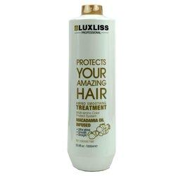 Кератин Luxliss Amino для окрашеных волос, 1000 мл