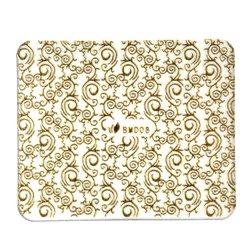Наклейка Nail World 3D золото ВМ-008