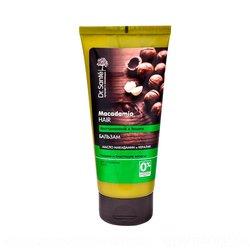Бальзам - масло макадамии и кератин Dr. Sante - восстановление и защита, 200 мл