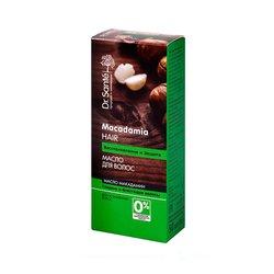 Масло для волос Dr. Sante  Macadamia Hair  - восстановление и защита, 50 мл