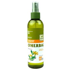 O' Herbal спрей для объема тонких  волос, 200 мл