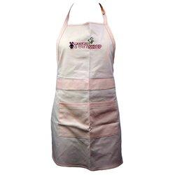 Фартук TUFISHOP розовый 2 кармана 08c50dc8fd7b0