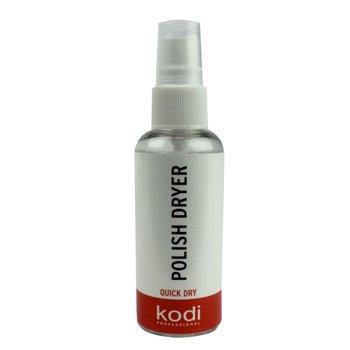 Закрепитель лака Kodi - спрей сушка, 60 мл : Tufishop