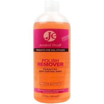 Jerden Proff - Жидкость для снятия лака с ацетоном, манго- персик, 500 мл : Tufishop