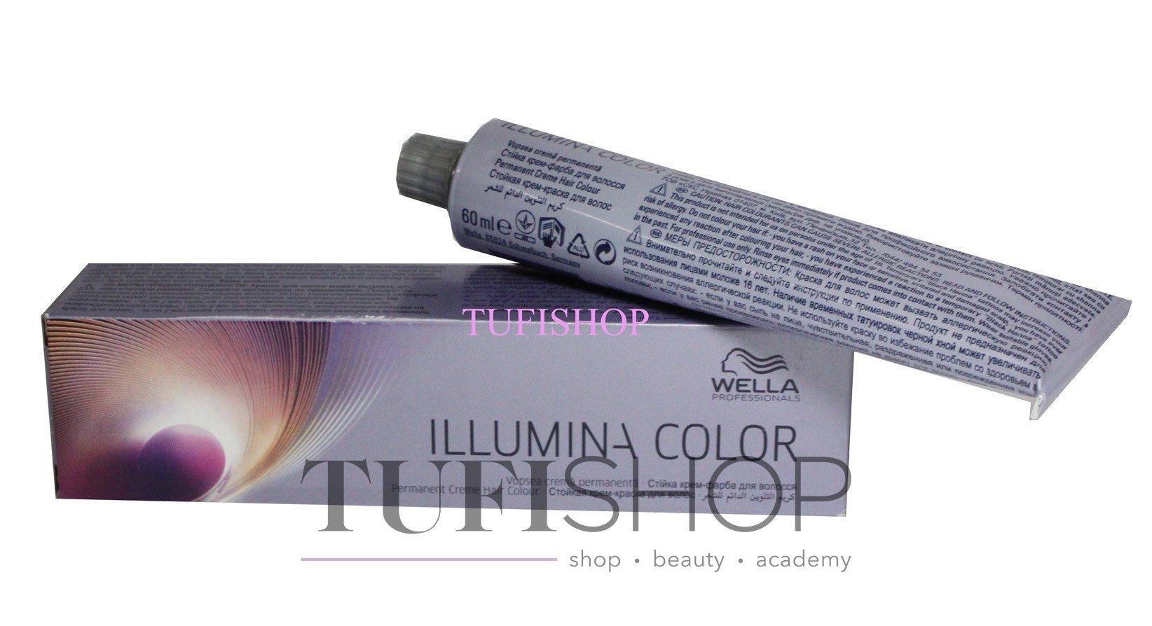 Experiencing wella professionals new illumina color service at