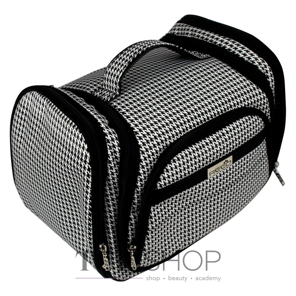 Валізи    Сумки майстра    Сумка (чемодан) для мастера - гусиная лапка 0f4ab43288e56