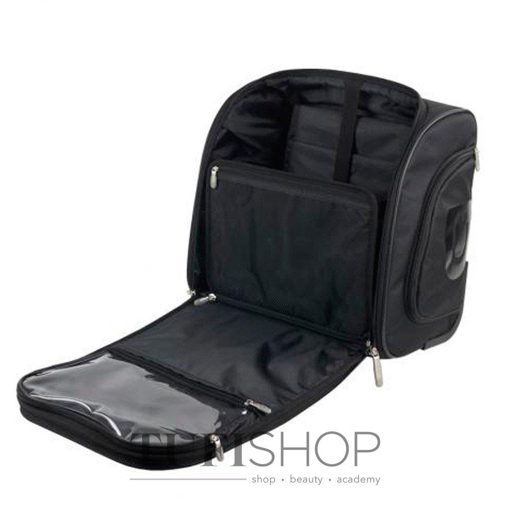 Сумка - валіза для майстра ZUCA Skipper Artist тканинна чорна d70b5acfa0bf6