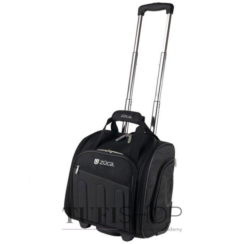 ... Сумка - чемодан для мастера ZUCA Skipper Artist тканевая черная 9f39662853ec2