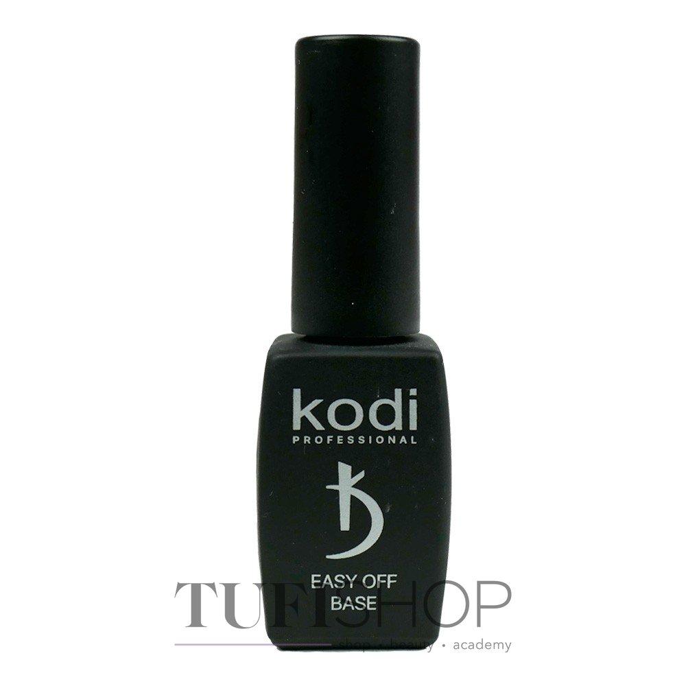 Base Kodi Base Gel Easy Off - base coat for gel polish, 8 ml