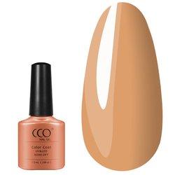 Гель-лак Shellac CCO №514- COCOA - коричнево-бежевый, 7,3 мл