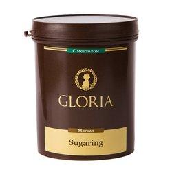 Паста для шугаринга Gloria 0,8 кг мягкая с ментолом (044)