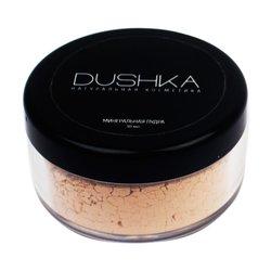 Пудра минеральная для лица Dushka (Душка) - натуральный, 30 мл