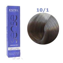 Краска для волос Estel Sense №10/1 (светлый блондин пепельный)