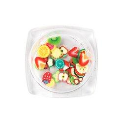 Декор в баночке YRE фимо Fruits фрукты