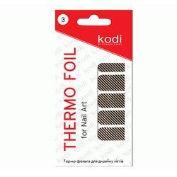 Термо фольга KODI №3