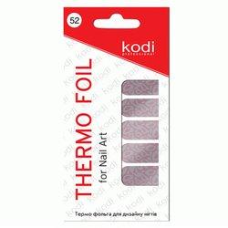 Термо фольга KODI №52